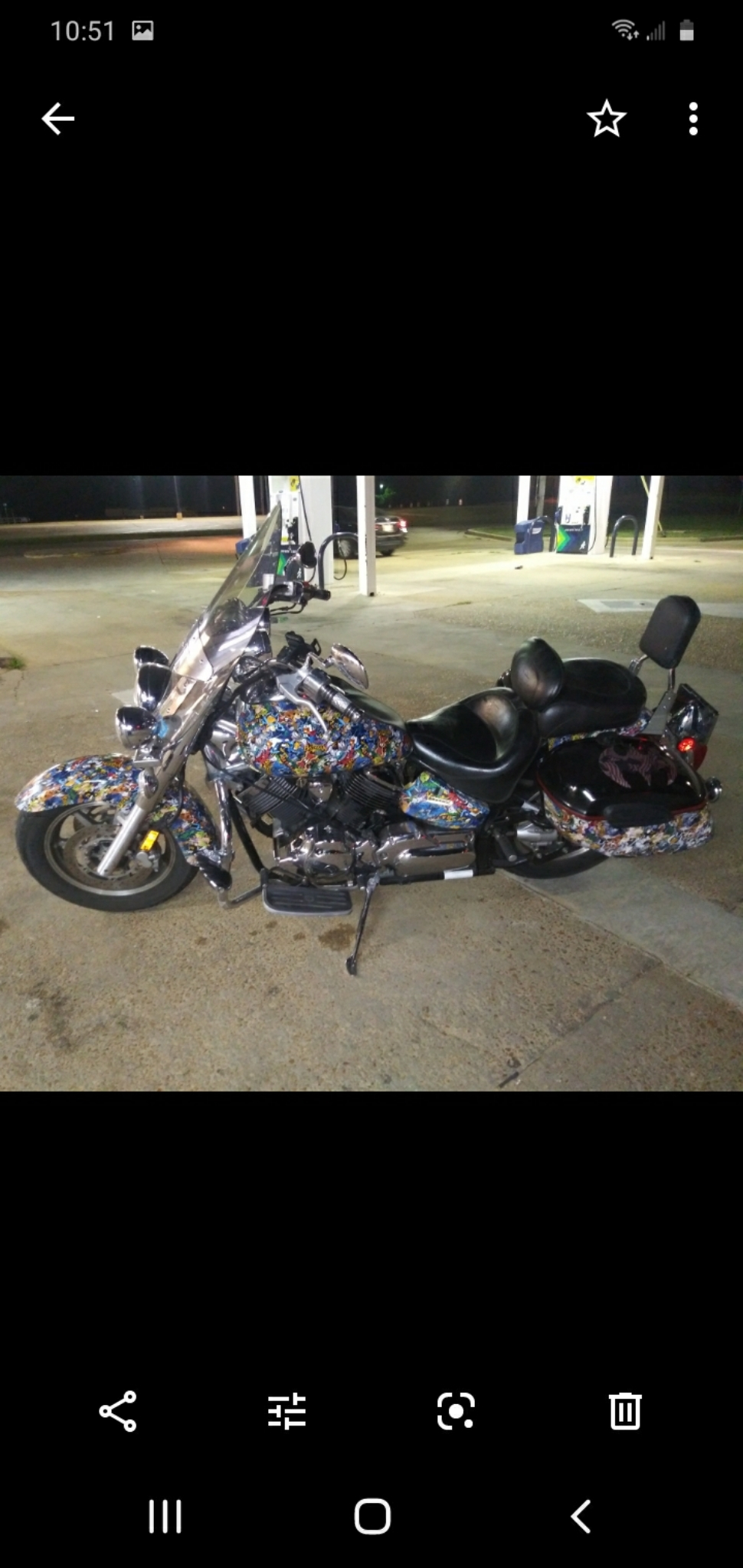 Photo 2005 Yamaha 1100 $350088.5588.55