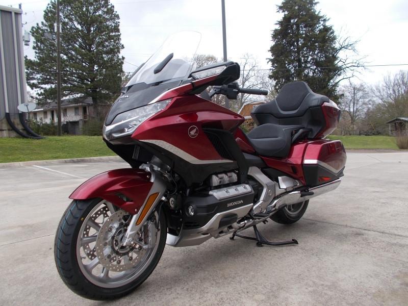 Photo 2021 Honda Goldwing DCT $28900