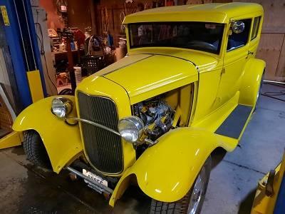 Photo 1930 Ford 39Tweety39 Model A - $28,000 (Stratton, NE)