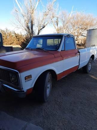Photo 1970 Chevy 34 ton Pickup - $6,800 (Stratton, Ne)