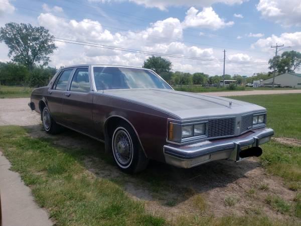 Photo 1984 delta 88 - $2,500 (North Platte)