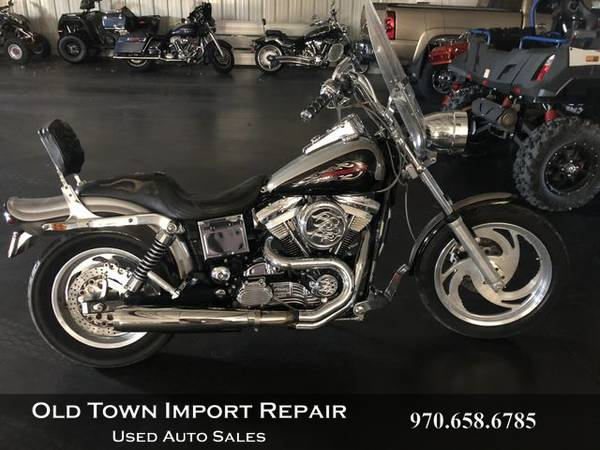 Photo 1996 Harley-Davidson FXDWG Dyna Wide Glide - $4450.00 (Fort Collins)