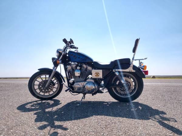 Photo 2000 Harley Davidson 883 Hugger - $2,000 (Cheyenne Wells)