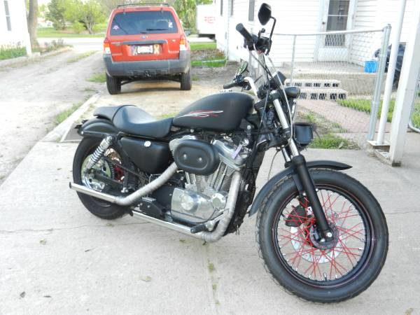 Photo 2000 Harley Davidson Sportster 883 - $4,000 (Loveland)