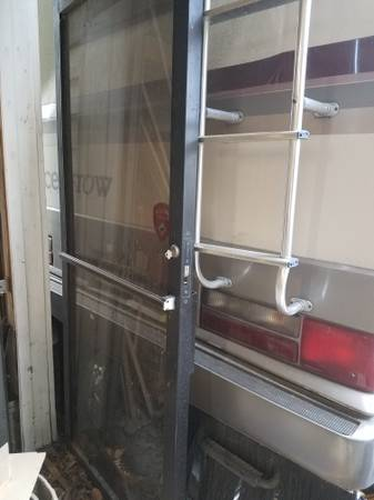 Photo 3683quot Commercial Glass Store Front Door wKey - $100 (Lincoln)