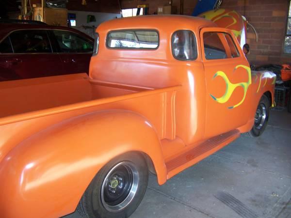 Photo 51 Custom Chevy Pickup - $10000 (Stratton, NE)