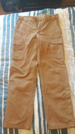 Photo Duluth Trading Co. Lined Cargo Pants - $75 (Fort Collins)