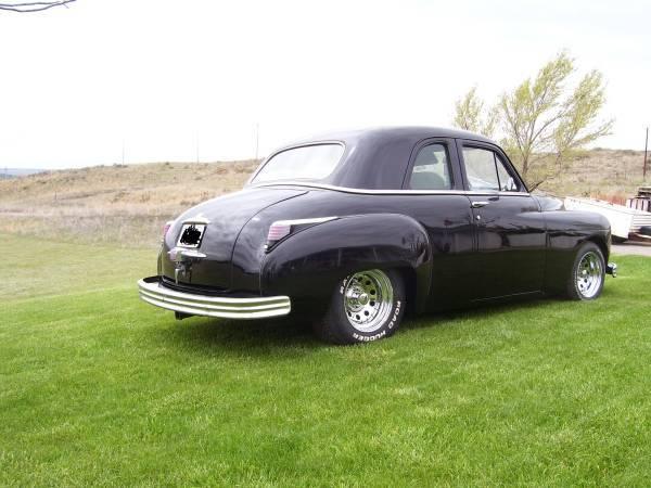 Photo Hot Rod 49 Plymouth - $10500 (Lewellen ,NE. (Lake McConaughy))