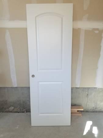 Photo Like New Raised 2-Panel Interior Door Slabs - 80quot(H) Various Width - $20 (Loveland)