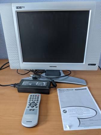 Photo Magnavox 15-inch LCD Flat Panel TV - $10 (NE Fort Collins)