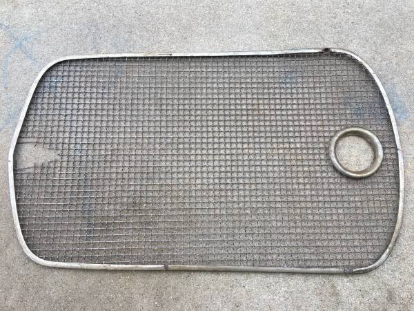 Photo Radiator stone guard 1931 1930 1929 1928 Chevy Ford Chrysler Buick - $100 (St Paul  Norfolk)