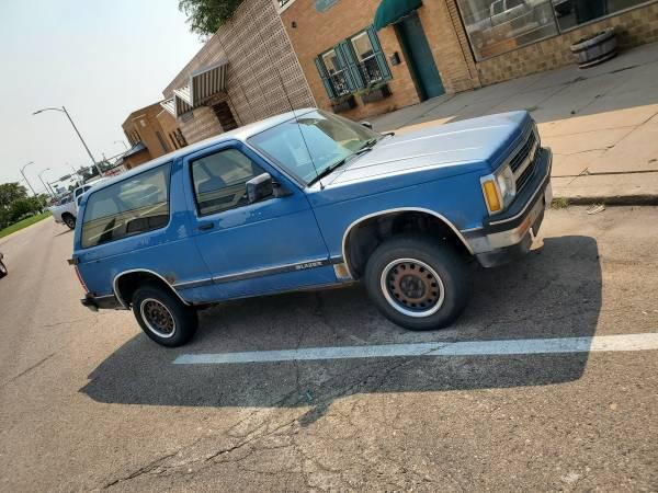 Photo S10 BLAZER - $1,700 (North Platte)