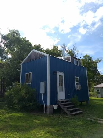 Photo The Little Blue Cabin (Huntley)