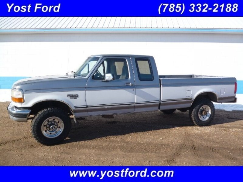 Photo Used 1997 Ford F250 4x4 SuperCab Heavy Duty for sale