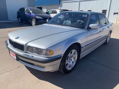 Photo Used 2001 BMW 740iL  for sale