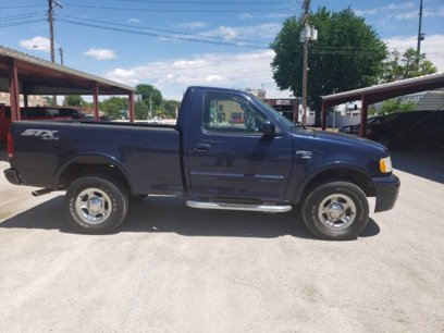 Photo Used 2003 Ford F150 4x4 Regular Cab for sale
