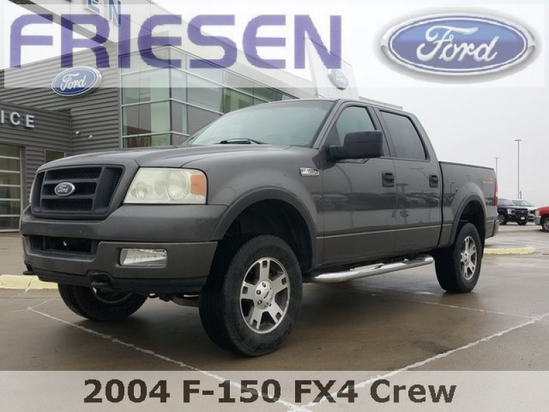 Photo Used 2004 Ford F150 FX4 for sale