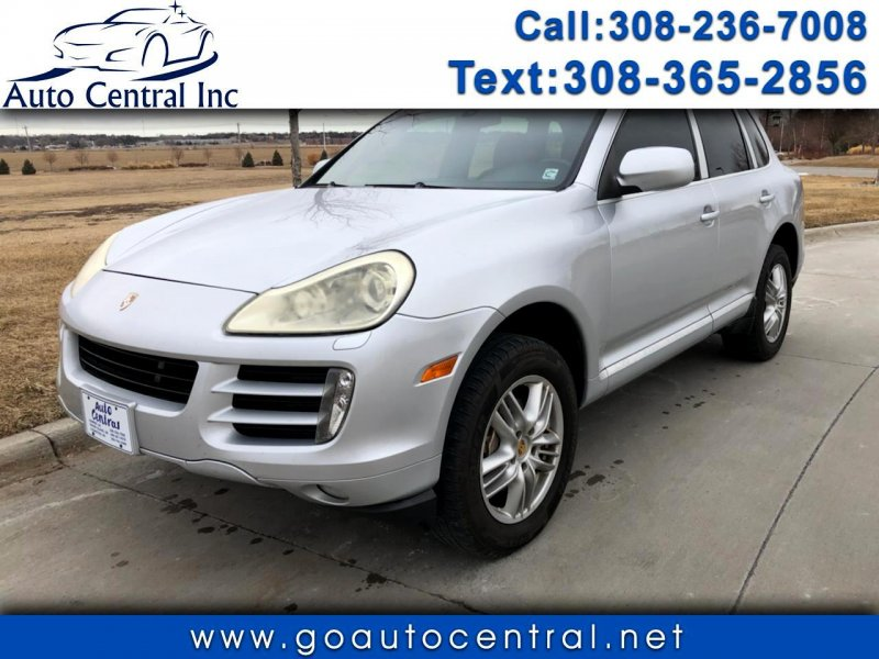 Photo Used 2009 Porsche Cayenne S for sale