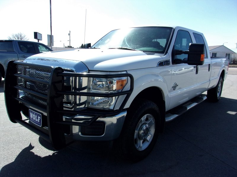 Photo Used 2013 Ford F250 XLT for sale