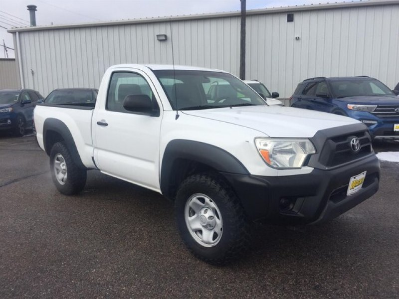 tacoma cab toyota 4x4 regular trucks larger
