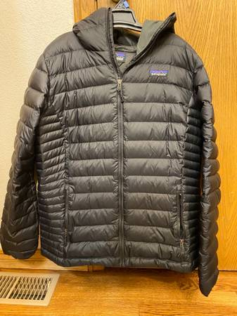 Photo Womens Patagonia Better Sweater Hoodie size Lg - $120 (Fort Collins)