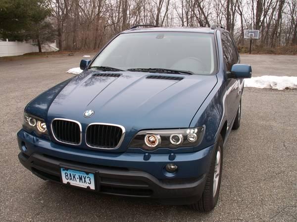 Photo 03 BMW X5 3.0L ONLY 81K - $6,490 (New Milford)