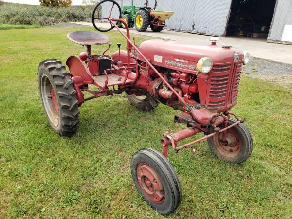 1954 Farmall Cub Tractor - $800   Garden Items For Sale ...