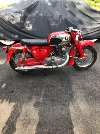 Photo 1965 305 Honda dream - $2,800 (West Hartford)