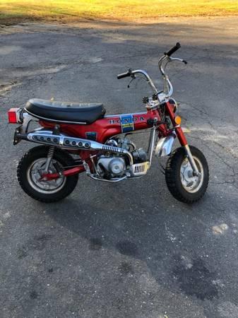 Photo 1972 Honda CT70 - $2500 (Woodbury)