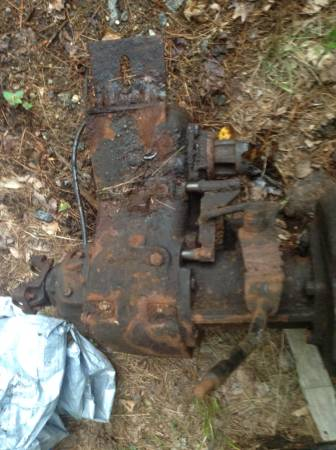 Photo 1977-1979 Ford truck NP205 transfer case - $300 (Winsted)