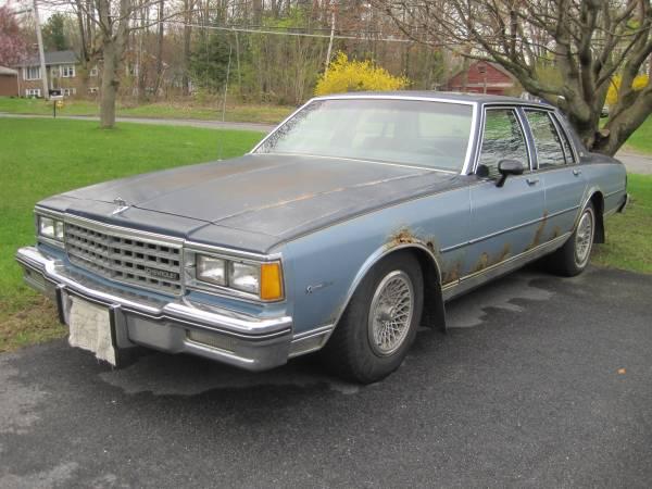Photo 1980-1985 Chevy Caprice Parts