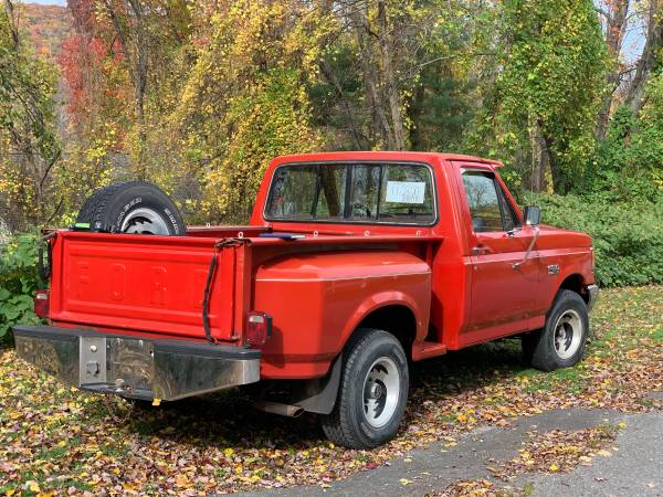Photo 1987 Ford F-150 Xlt lariat - new pictures - 83,000 miles - $4,750 (Sharon)