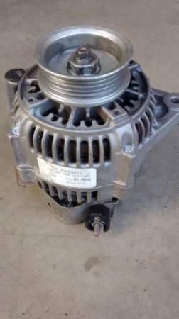 Photo 1990 - 1993 Honda Accord Alternator 90 Amp - $70 (Plymouth, CT)