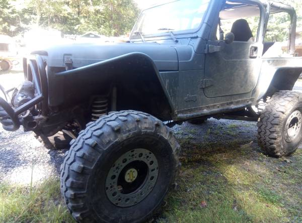 Photo 1998 Jeep Rock Crawler - $12,000 (Litchfield)