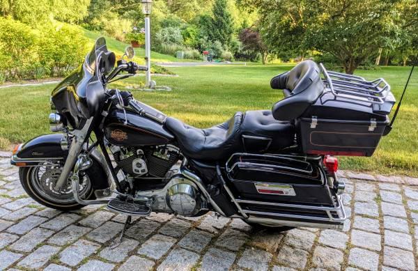 Photo 2002 Harley Davidson Electroglide - $6,950 (Sandy Hook)