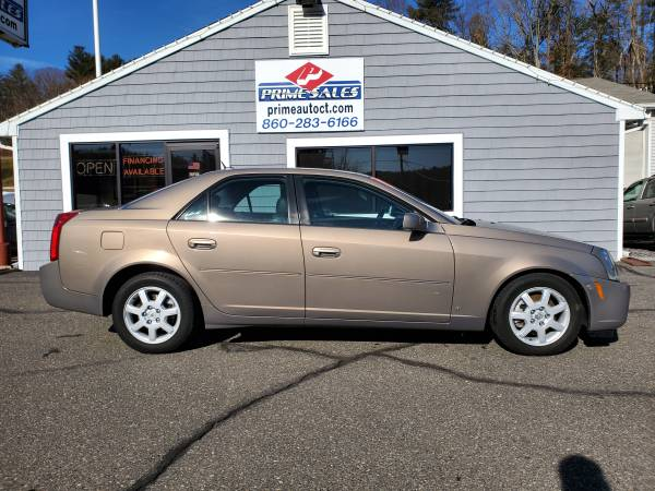 Photo 2007 Cadillac CTS with 83,020 Miles - $5450 (Prime Sales Thomaston)