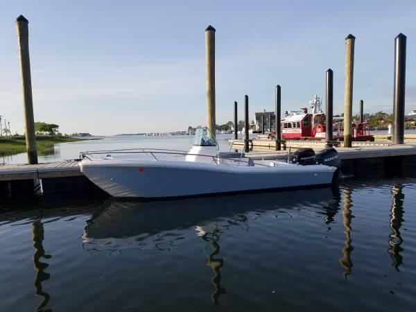 Photo 2007 - M2 21 Power boat - 2139 Center console - $23,500 (Norwalk CT)