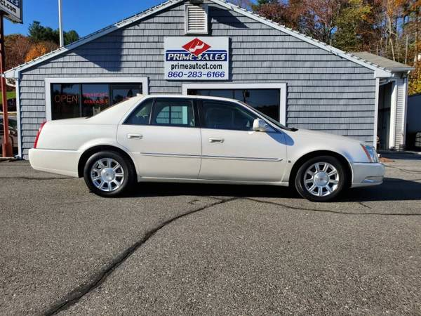 Photo 2010 Cadillac DTS with ONLY 49,967 Miles - $9250 (Prime Sales Thomaston)