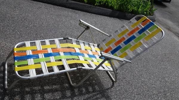 Photo Beach Chair - $3 (Danbury)
