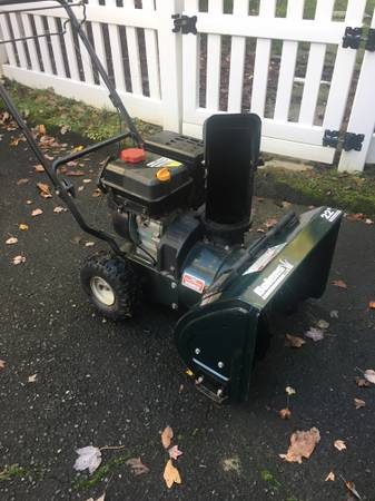 Photo Bolens Two Stage Snow Blower - $250 (Bethel)