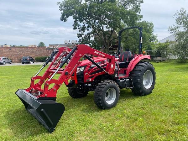 Photo Brand New 2020 Mahindra 2655 Tractor with Loader - $496 (Litchfield)