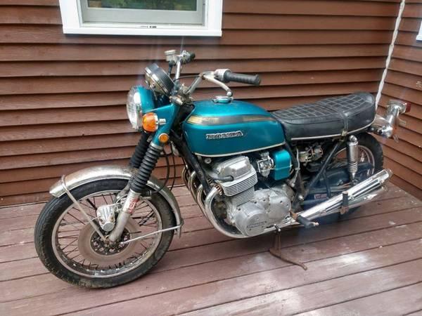 Photo Buying Pre-1980 Motorcycles Kawasaki Honda Suzuki Yamaha etc (CT MA NY VT NH)