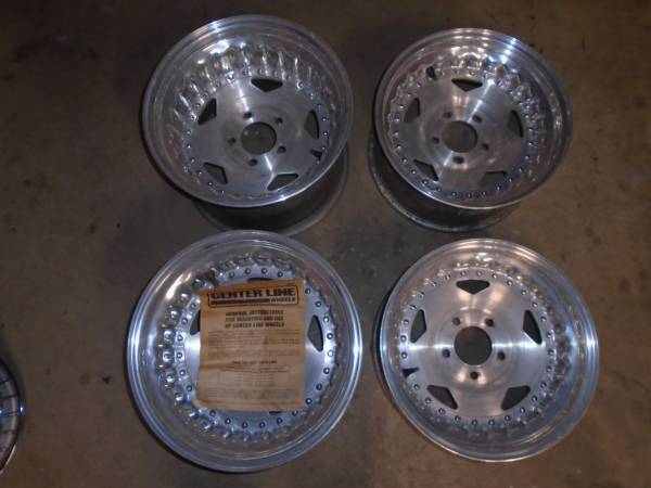Photo Centerline Wheels - $750 (New Milford,)