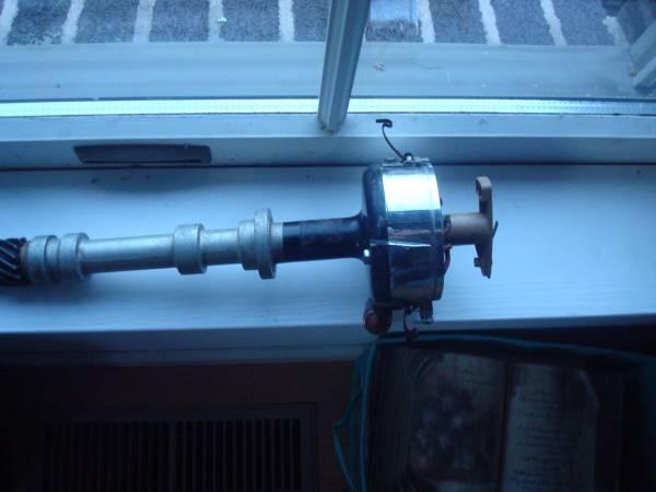 Photo Chevy Dual Point Distributor - $65 (Woodbury)