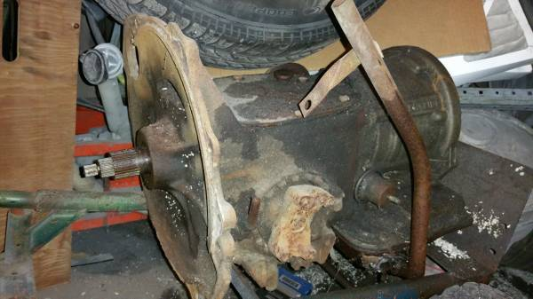 Photo Corvair powerglide transmission - $300 (Torrington)