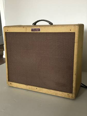 Photo Fender Blues Deville 212 guitar  - $575 (Sharon)