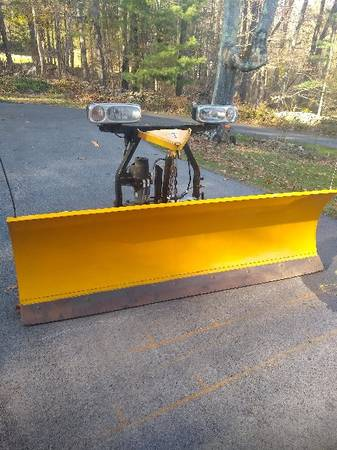 Photo Fisher Plow - $2,000 (Woodbury)