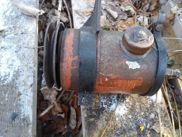Photo Fisher plow pump4 way valve - $100 (Bethlehem CT)