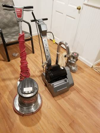 Photo For sale floor sander edger buffer - $2600 (Danbury)