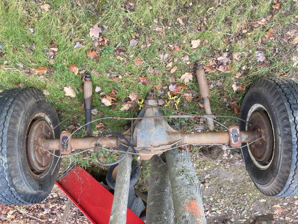 Photo Ford Dana 60 limited slip 410 rear axle 1973-1979 Ford truck - $375 (Winsted)